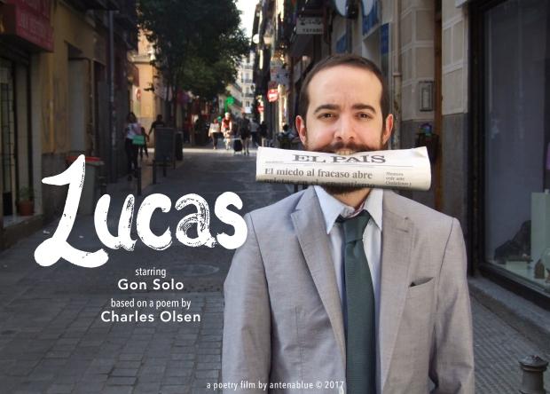 158 - LUCAS Poster English